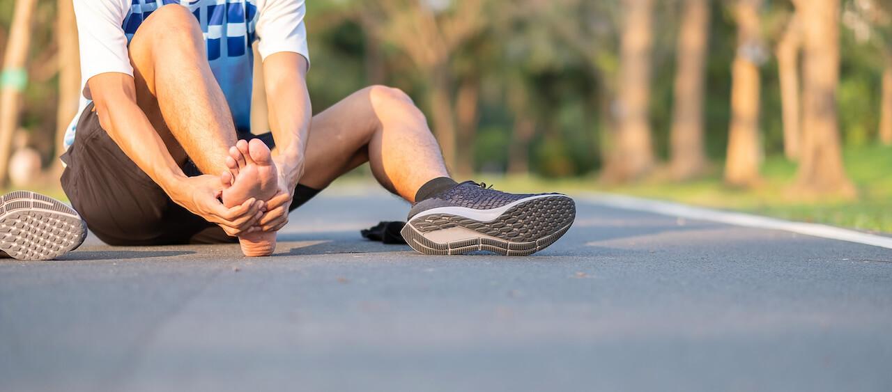 Tactical Athletes Overuse Injuries: Plantar Fasciitis